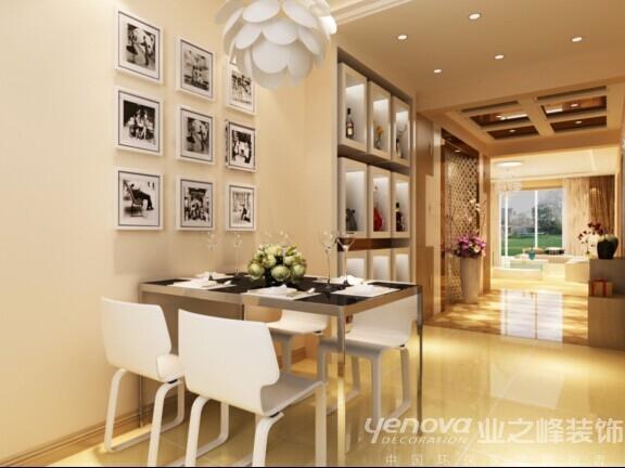 四居 太原业之峰 餐厅图片来自太原业之峰诺华装饰杨丽茹在年轻的分享