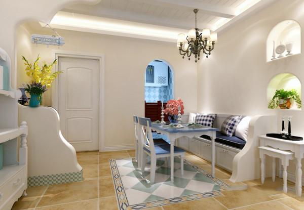 简单的客厅