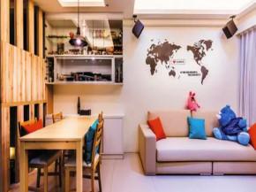 简约 二居 宜家 收纳 小资 客厅 餐厅图片来自沙漠雪雨在100平米简约宜家风二居的分享