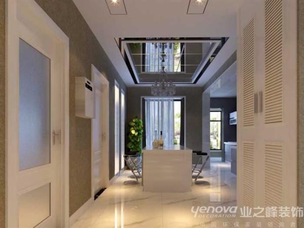 此方案为白色时尚风格。整体室内的造型简洁,大方而不失时尚特别的特点体现于整个空间。材料应用镜面、软包、壁纸等。竭力为业主打造一个舒适的、与众不同的家居港湾。