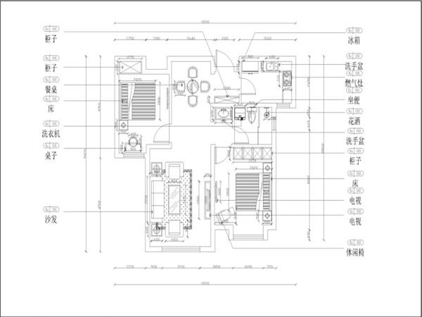 中式风格是以宫廷建筑为代表的中国古典建筑的室内装饰设计艺术风格,气势恢弘、壮丽华贵、高空间、大进深、雕梁画柱、金碧辉煌,造型讲究对称,色彩讲究对比,装饰材料以木材为主,