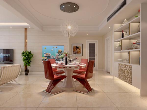 餐厅位置设计效果