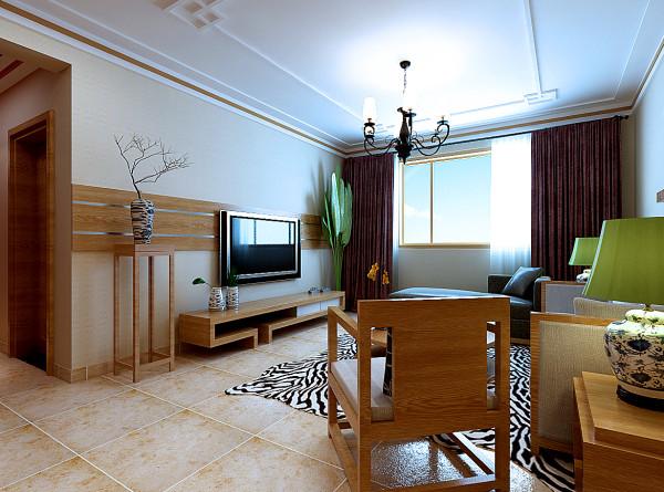 客厅电视墙装修设计效果展示