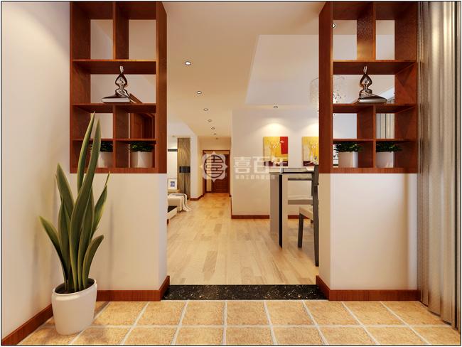 现代 三居 白领 80后 书房图片来自贵州喜百年装饰工程有限公司在【陈曾一】现代风格案例的分享
