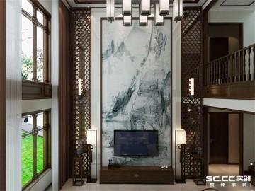 中海国际社区中式宫廷古建风