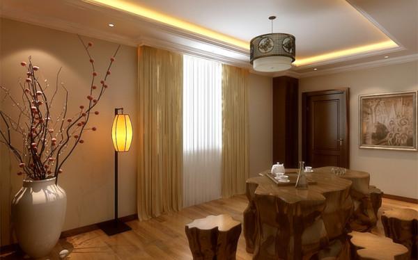 书房同样延续了客厅以白色为主调的设计风格,明亮的空间,书房变得充满阳光、安静、舒适。