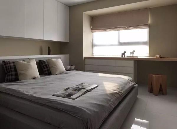 北欧风一直的低饱和度,橡木本色的地板及家具,即粗旷又温柔的混凝土,白色的墙,简洁明快温暖。