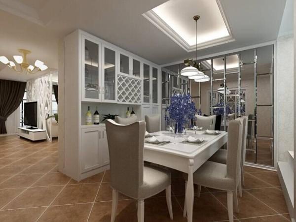 简约欧式混搭三居80后木门装修设计厨房