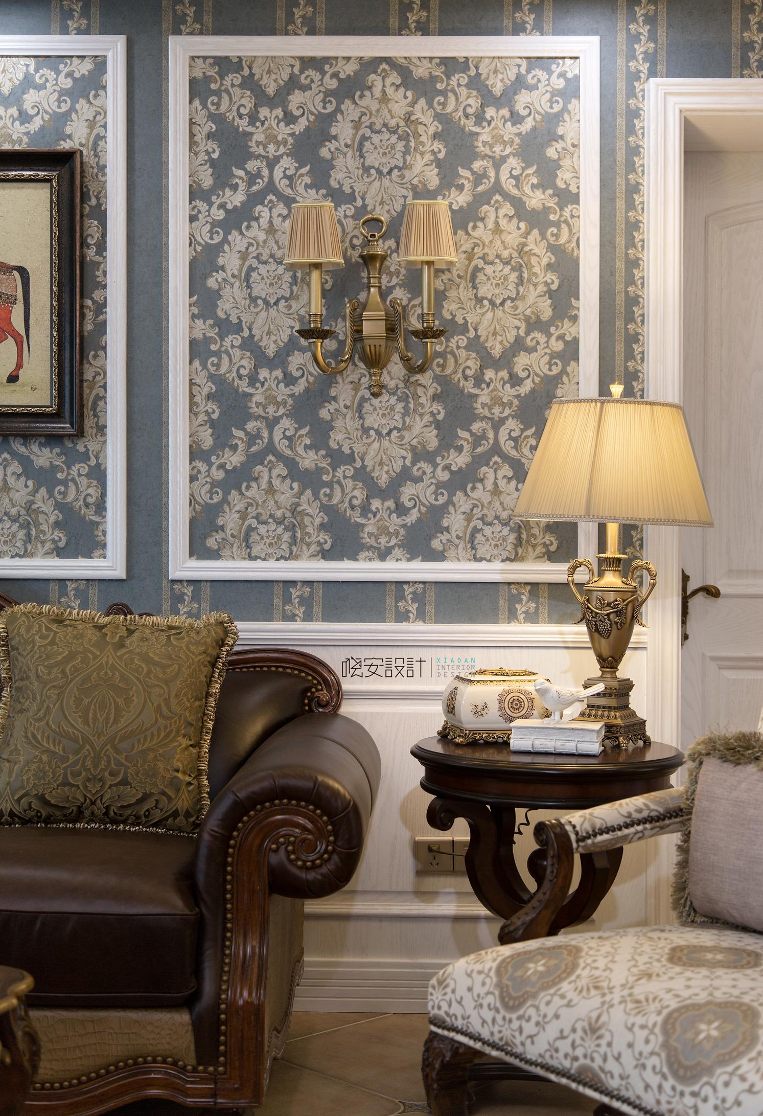 80后 美式 客厅图片来自周晓安在世贸运河城的分享