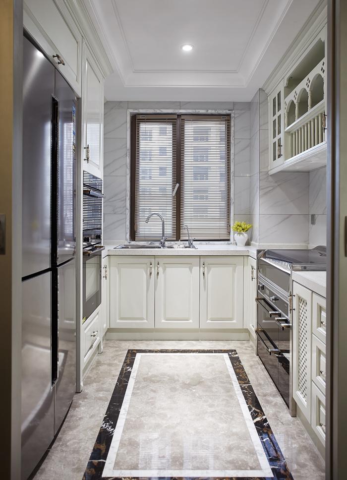 白领 简约 厨房图片来自一号家居网成都站在台式—古典,不一样的味道的分享