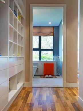 混搭 宜家 三居 收纳 白领 旧房改造 小资 客厅 卫生间图片来自沙漠雪雨在70平米时尚宜家女王的公寓的分享
