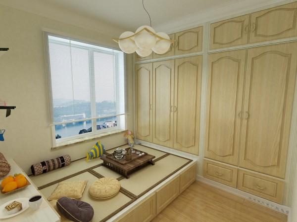 次卧室装修设计效果图