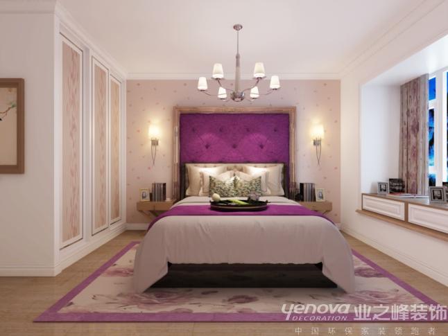三居 太原业之峰 卧室图片来自太原业之峰诺华装饰杨丽茹在暖风依依的分享
