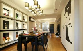 宜家 三居 餐厅图片来自北京大成日盛装饰设计在宜家 三居室 张工长案例欣赏的分享
