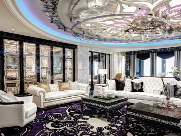 新世界丽樽顶级古典精品设计案例