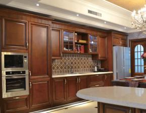 简约 欧式 新古典 4居室 白领 80后 小资 厨房图片来自成都V2装饰在四居新古典风格的分享
