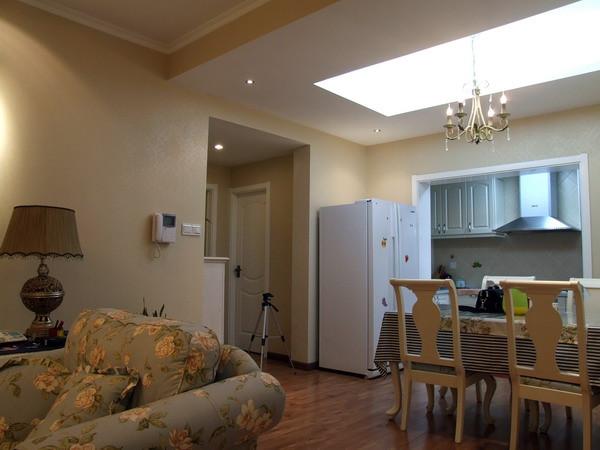 整套房子设计非常自然,强调整体的和谐