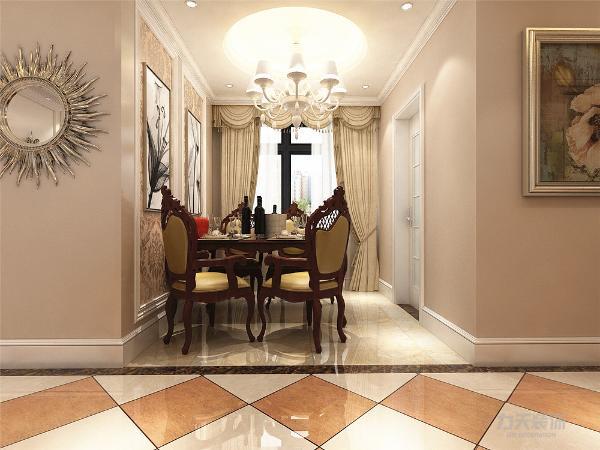 本案为泽天下小区三室两厅两卫一厨135㎡户型,本案风格定义为简欧风格,简欧的装修要求只要有一些欧式装修的符合在里面就可以。