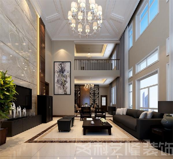 本案例采用简欧风格设计,注重空间的实用性和灵活性,居室内各个功能空间相互渗透,使空间的利用率达到最高,从而真正体现了把设计融入生活,在生活中体味设计。