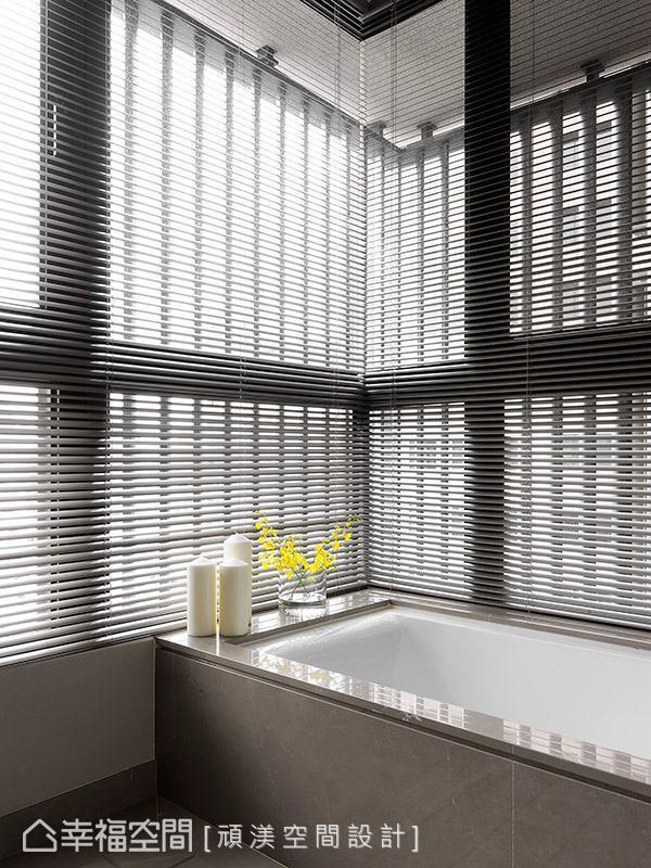 大面开窗引入饱满采光,使场域沐浴在纯净日光之下,衬出清新疗愈的悠活感受。