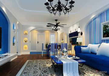 别墅装修地中海风格设计