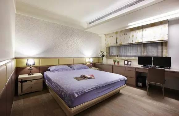 装修TIPS:别致的客房,预先规划完整的功能性,保留未来转为男孩卧室的弹性。