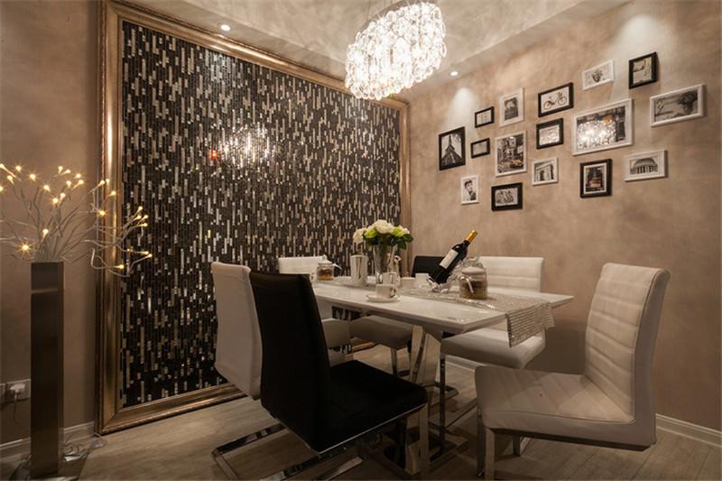 混搭风格 两居室 福尚装饰 西安装修 装修公司 餐厅图片来自西安福尚装饰家装体验馆在中贸广场两居混搭风格的分享