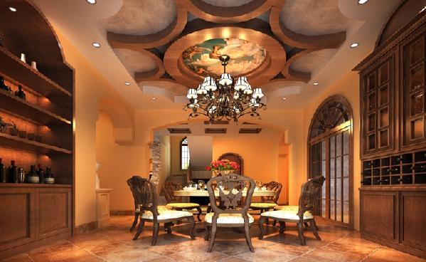 茶艺室,在欧式风格的家居空间里,灯饰设计应选择具有西方风情的造型,比如壁灯,在整体明快、简约、单纯的房屋空间里,传承着西方文化底蕴的壁灯静静泛着影影绰绰的灯光,朦胧、浪漫之感油然而生。