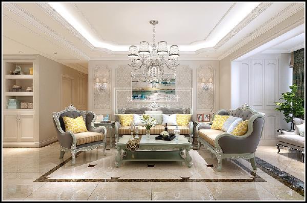 客厅沙发装修效果图
