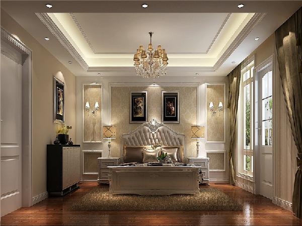 欧式风格的家居宜选用现代感强烈的家具组合,特点是简单、抽象、明快、现代感强,组合家具的颜色选用白色或流行色。