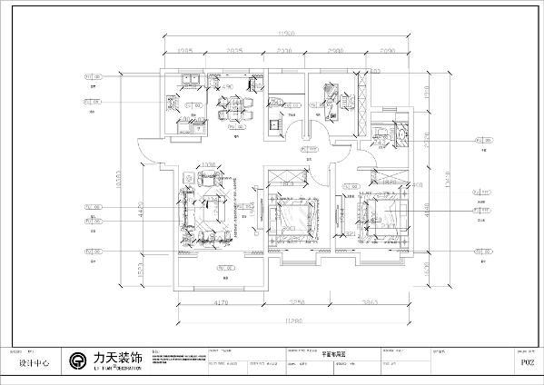 本户型为中冶贤德公馆,3室2厅1厨1卫。户型功能南北通透,采光较好,通风也较为流畅,该户型可以合理的运用户型的空间,让客户家庭居住的舒适放心。