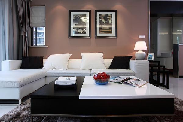 客厅-沙发背景墙