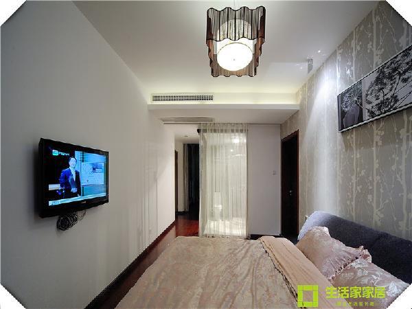 卧室图片来自天津生活家健康整体家装在新梅江锦绣里现代简约范案例