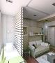 24平米广州老房装修效果图