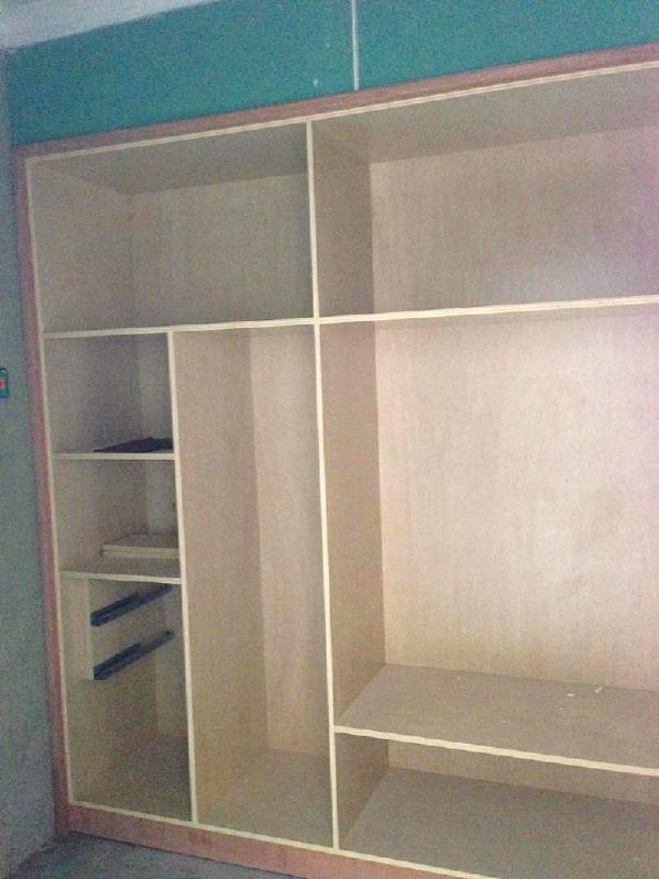 木工阶段,居众定制柜子,现场制作