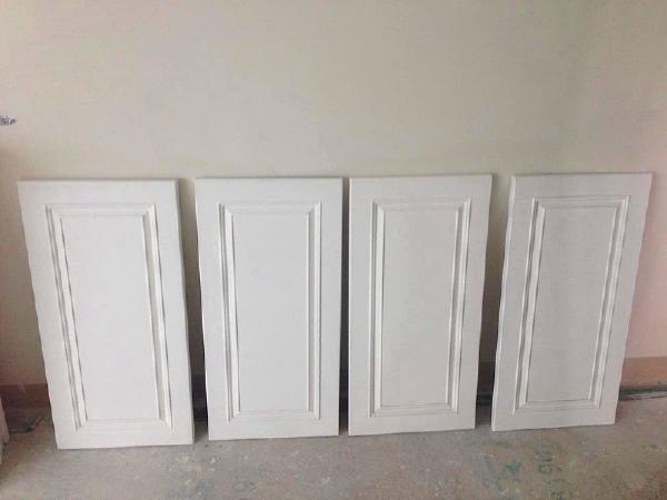 油漆阶段,淋油板
