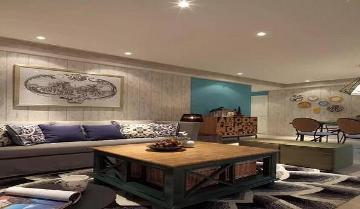 110平的三室一厅新房装修