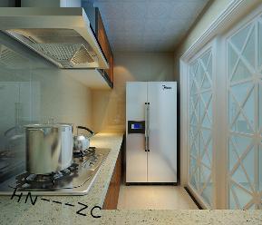 港式 三居 白领 小资 80后 厨房图片来自百家装饰-小敬在中海和平之门117港式风格的分享