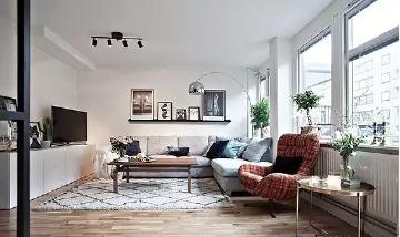 53平北欧小公寓