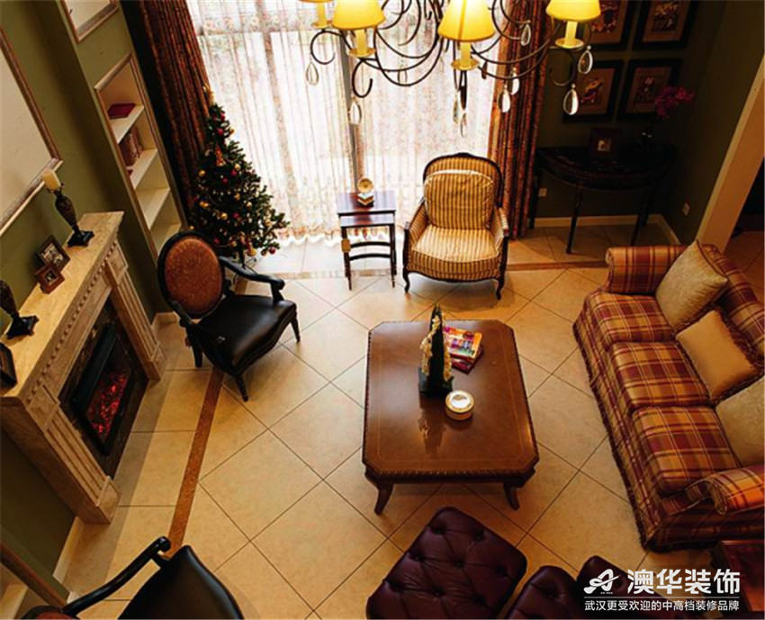 别墅 客厅图片来自澳华会所-杨敏在宁静的奢华的分享