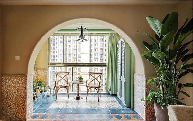 阳台 装修 空间 设计 居室图片来自用户5910971424在阳台创意装修 小
