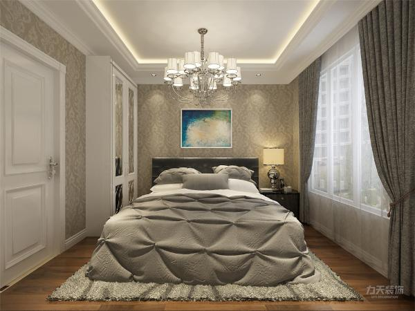 现代欧式装饰风格最适用于大面积房子,若空间太小,不但无法展现现代