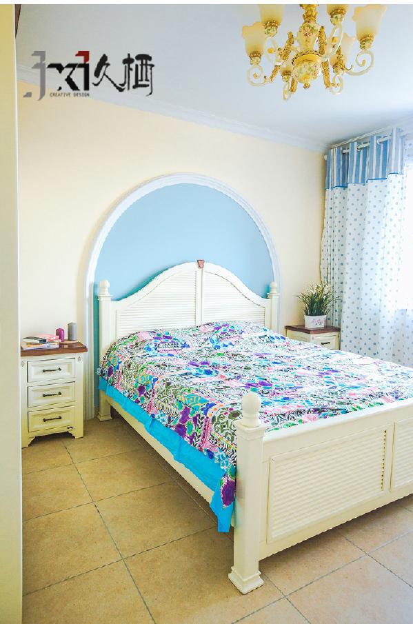 造型床头背景墙