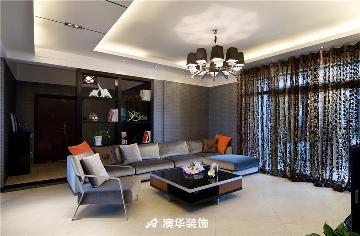 香榭琴台--简约现代,中性之美