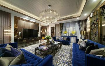 北京院子-新古典别墅装修设计