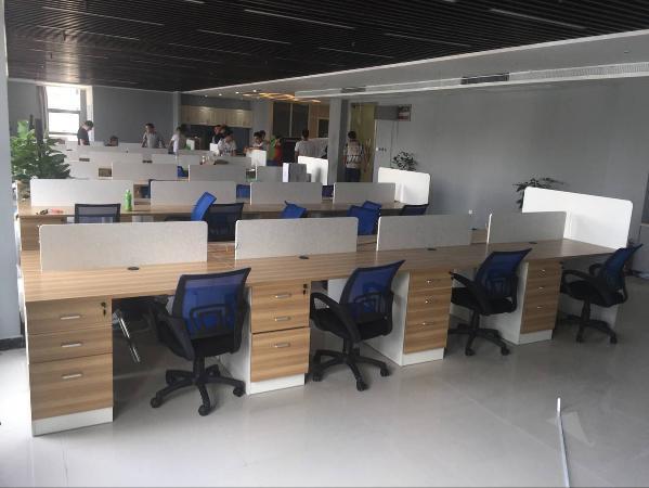 善合集团善友汇网络科技有限公司研发部办公区家具