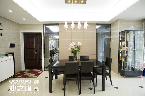南通装饰 海门业之峰 餐厅图片来自江苏南通通州业之峰装饰在金色城品