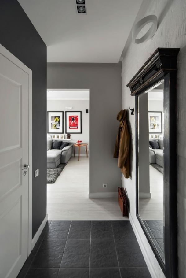 黑白灰尽显奢华低调美感