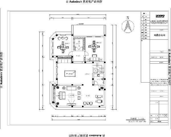 负一楼平米方案图