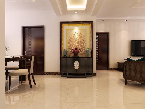玄关是开门第一道风景,室内的一切精彩被掩藏在玄关之后,在走出玄关之前,所有短暂的想象都可能成为现实。